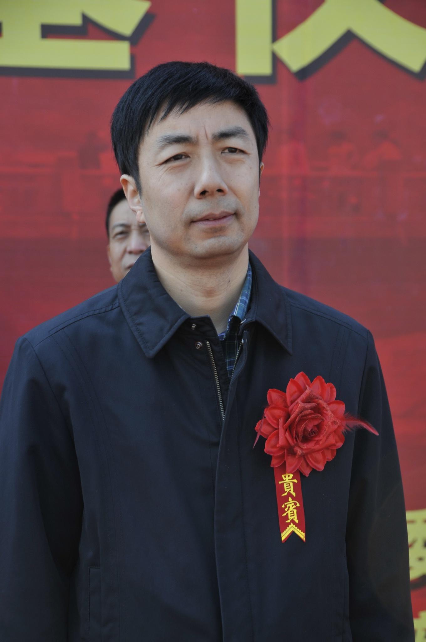 朱建雄案件_陕西省发改委经贸处处长朱昱参加奠基仪式